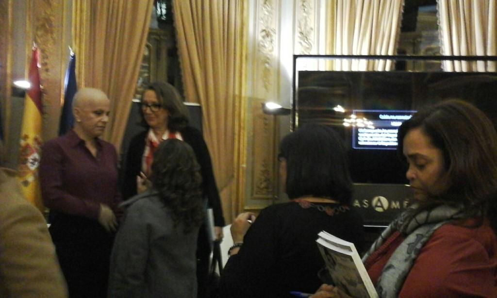 """Presentacion del Libro """"Ciudad Mujer. Nuevo modelo de gestión publica para la Igualdad y la Paz"""""""