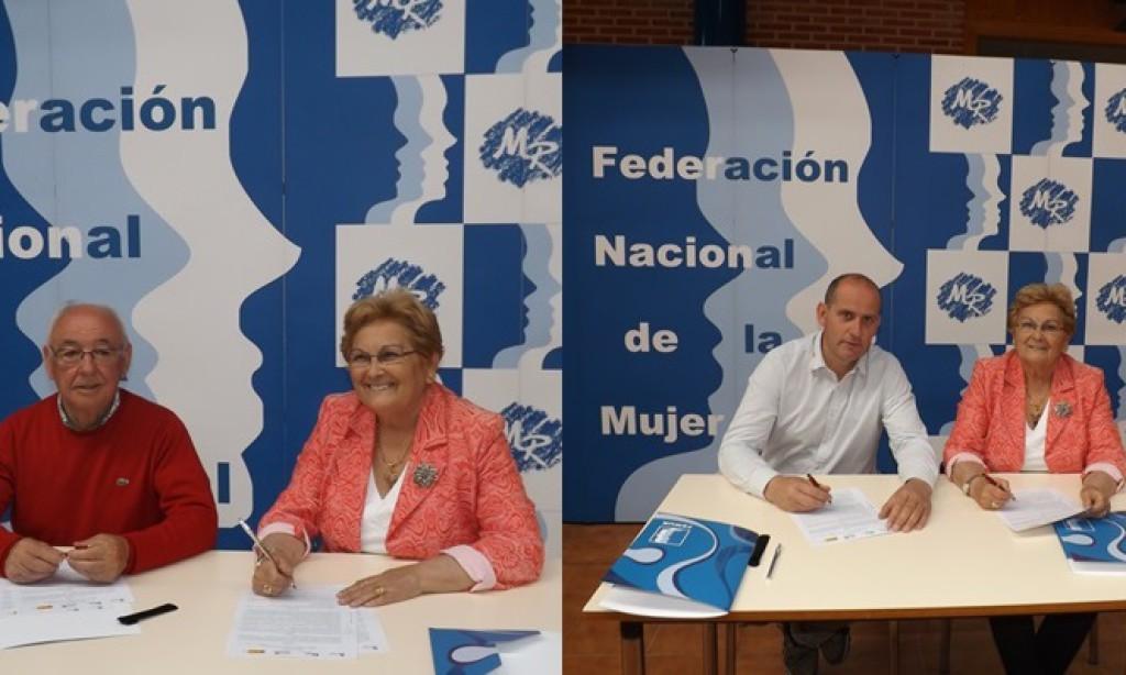 FEMUR firma Convenios con varios Ayuntamientos y Empresas