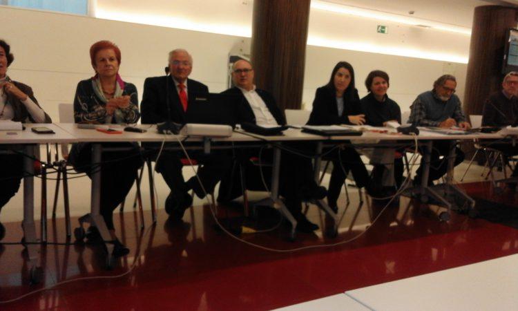 Junta Directiva y Asamblea General Plataforma ONG Acción Social