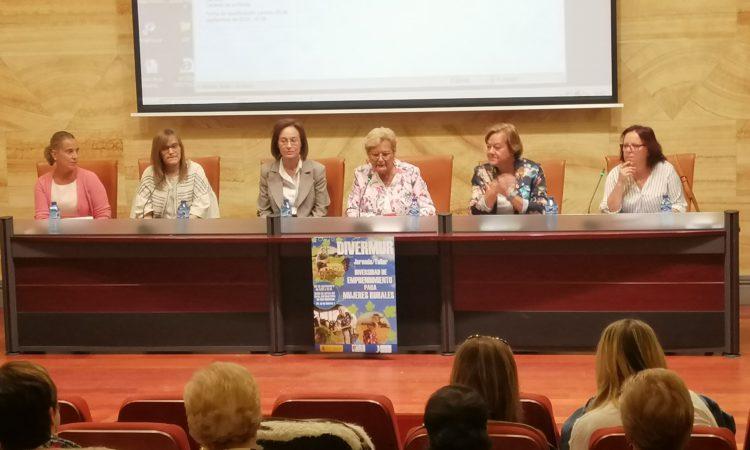 FEMUR celebra la Jornada DIVERMUR : Diversidad de Emprendimiento para Mujeres Rurales, en el Real Sitio de San Ildefonso – SEGOVIA