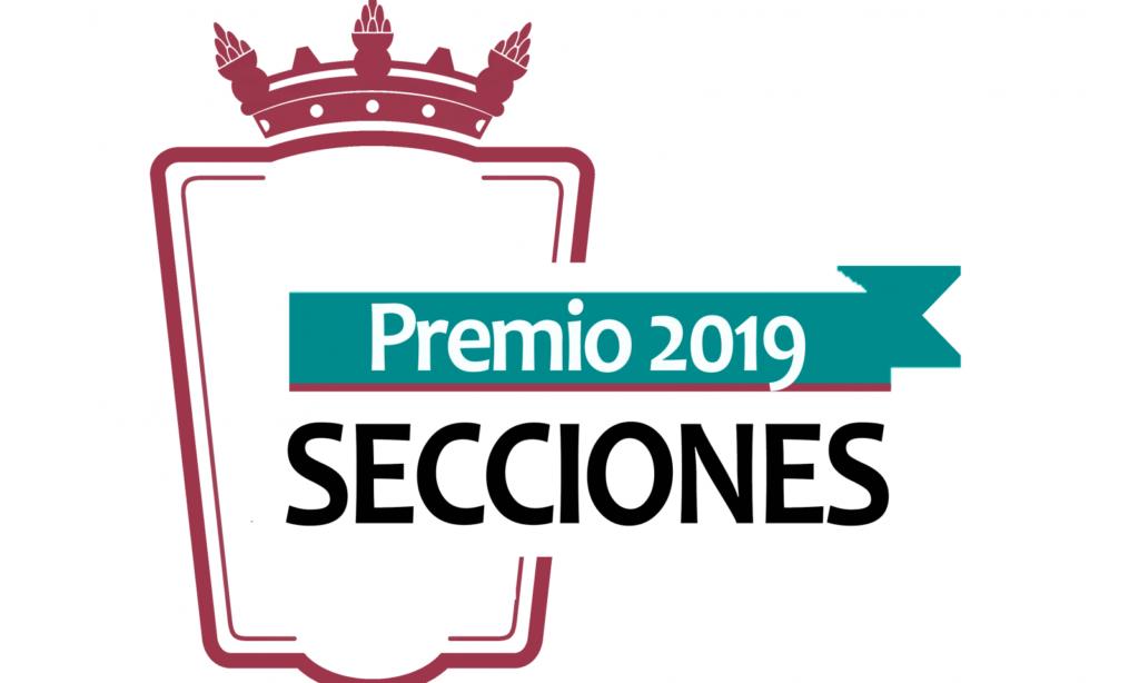 Premios Secciones 2019