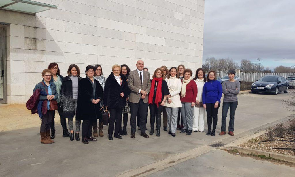 FEMUR asiste a una reunión con el Consejero de Agricultura, Ganaderia y Desarrollo Rural, en Valladolid