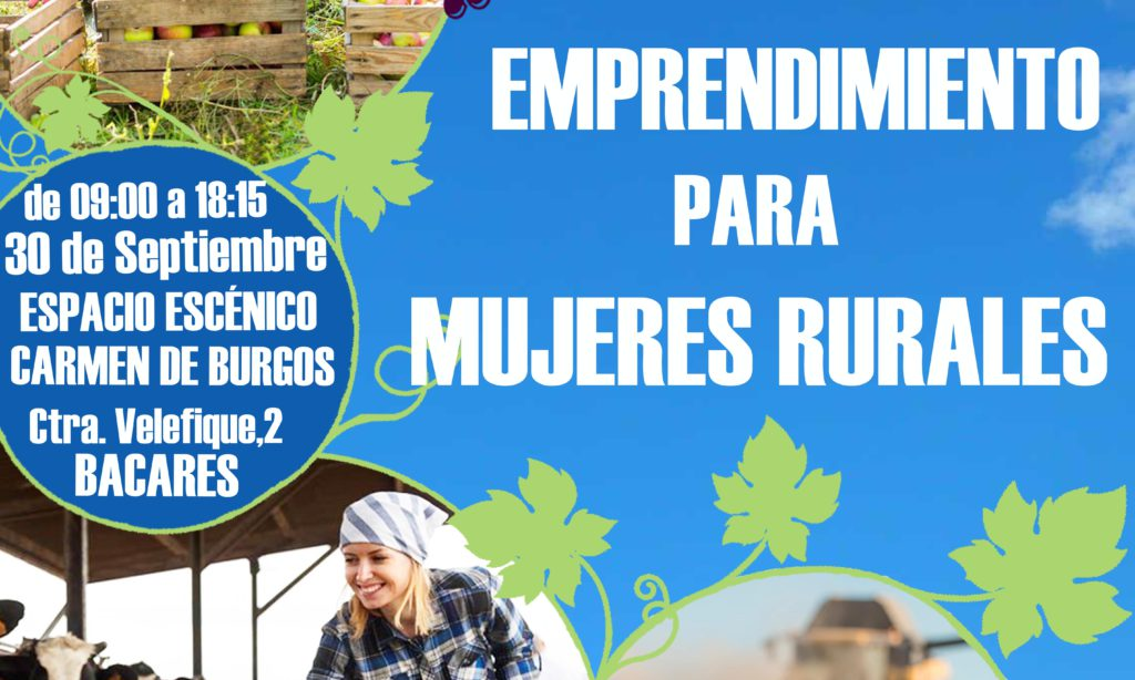 DIVERMUR: nuevas fechas y lugares para emprendedoras rurales