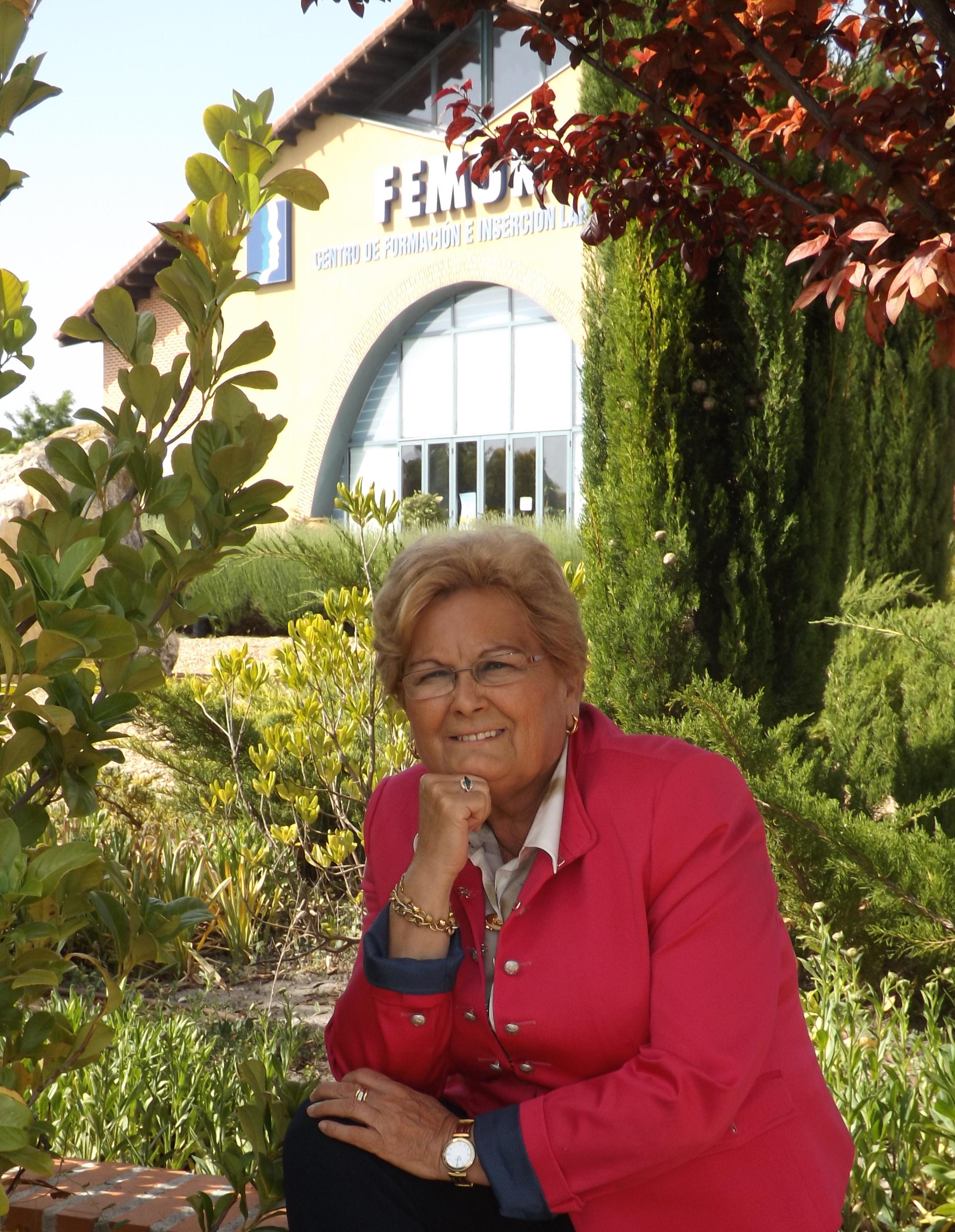 Juana Borrego entrevista